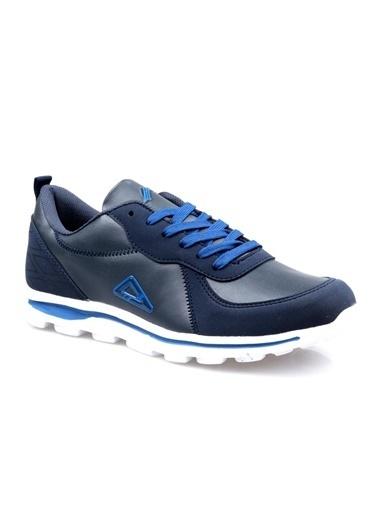 Pro Tracker Fless Lacivert Erkek Günlük Spor Ayakkabı Lacivert